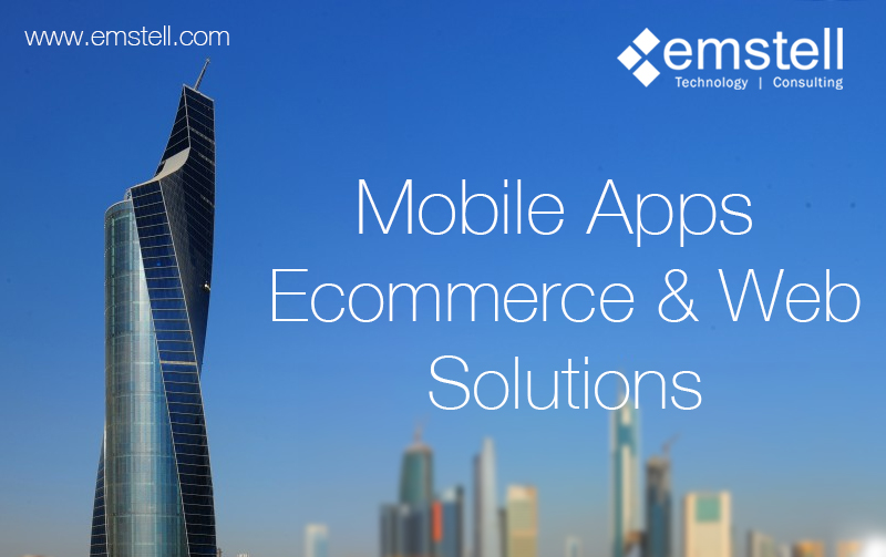 Ecommerce website and mobile apps kuwait