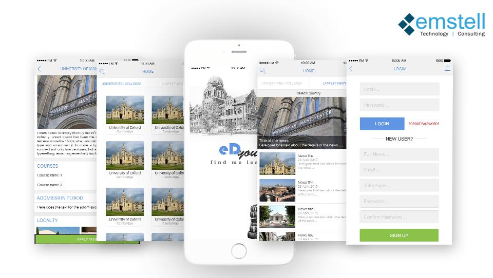 Kuwait mobile application