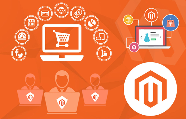 Magento ECommerce Solution and Services